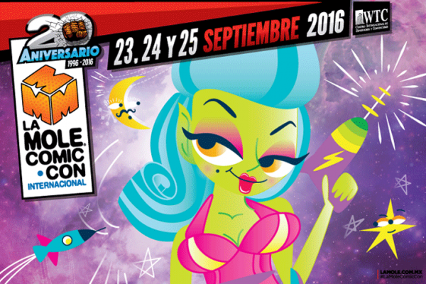 La Mole Comic Con Sep 2016
